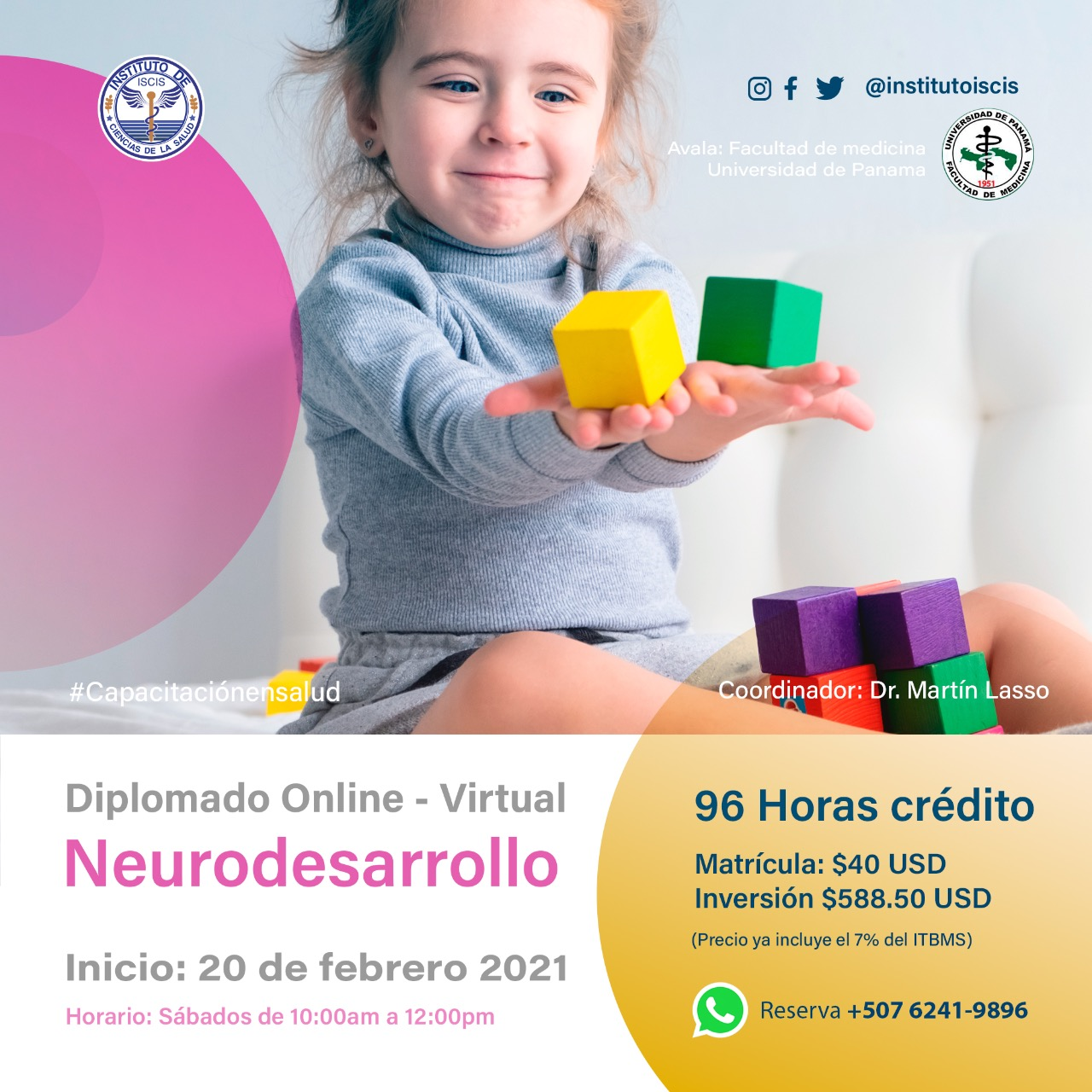 DIPLOMADO VIRTUAL DE NEURODESARROLLO