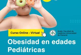 CURSO VIRTUAL DE OBESIDAD EN EDADES PEDIÁTRICAS
