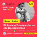 DIPLOMADO VIRTUAL ACTUALIZACIÓN EN EMERGENCIAS PEDIATRICAS