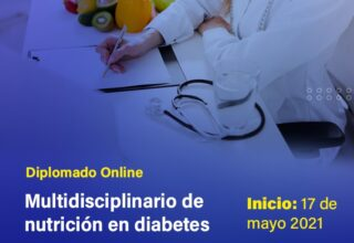 DIPLOMADO VIRTUAL MULTIDISCIPLINARIO DE NUTRICIÓN EN DIABETES