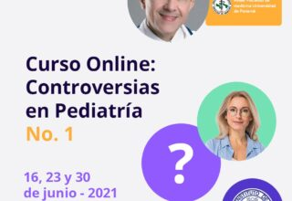CURSO VIRTUAL DE CONTROVERSIAS EN PEDIATRÍA No. 1