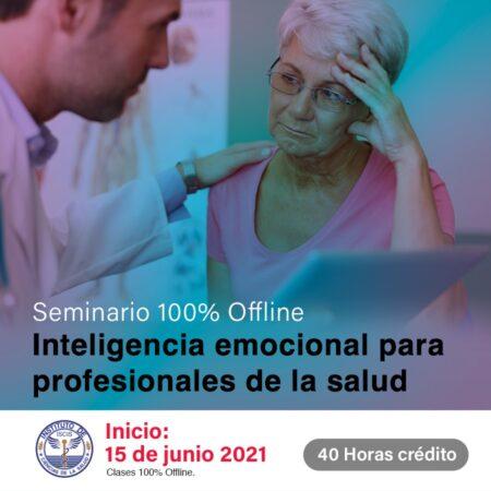SEMINARIO VIRTUAL DE INTELIGENCIA EMOCIONAL PARA PROFESIONALES DE LA SALUD