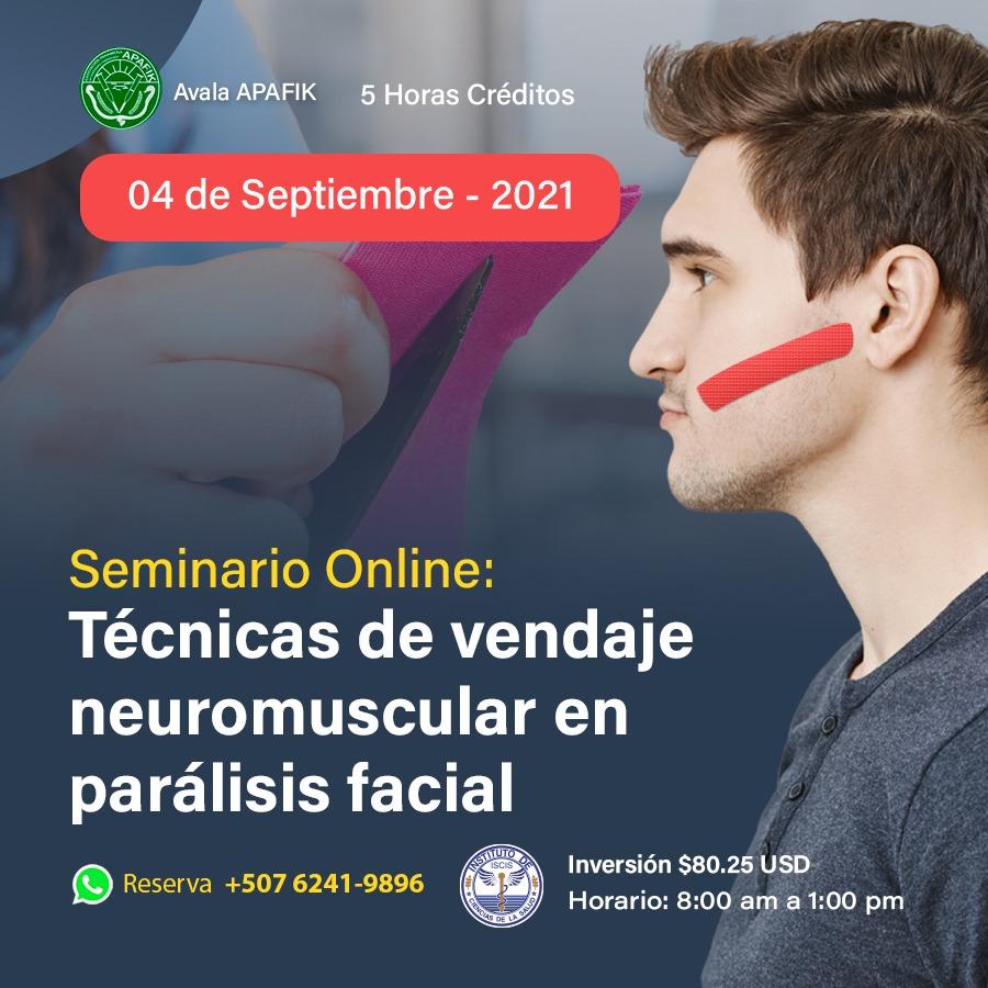 seminario de paralisis facial